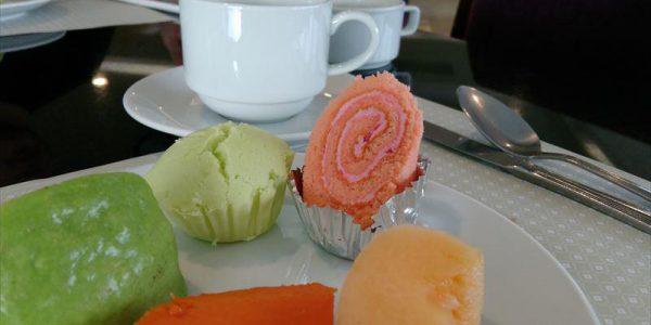 センターポイントシーロム 朝食