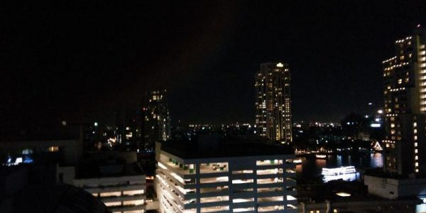 センターポイントシーロム 夜景