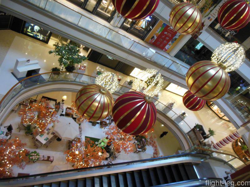 バンコク クリスマス